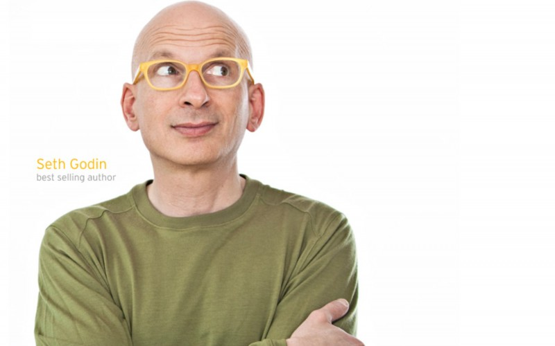 Seth Godin, Front Row Culture, and High School Holdovers