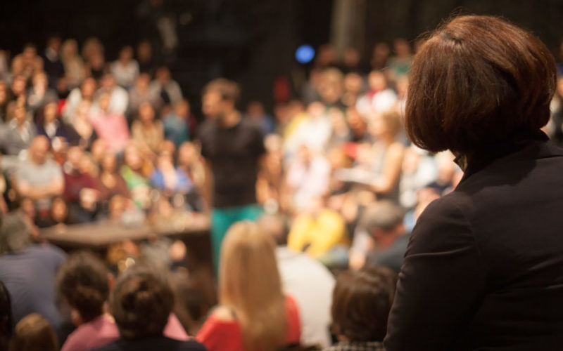 The Official TED Guide to Public Speaking