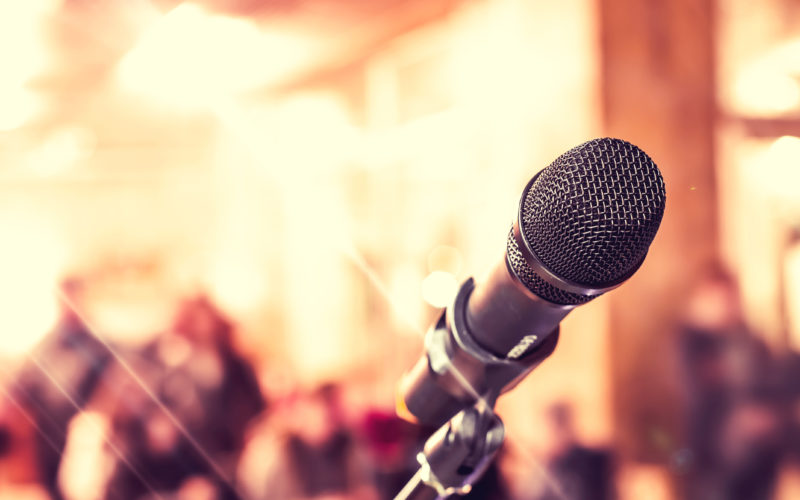 Getting Your Voice Right on Stage