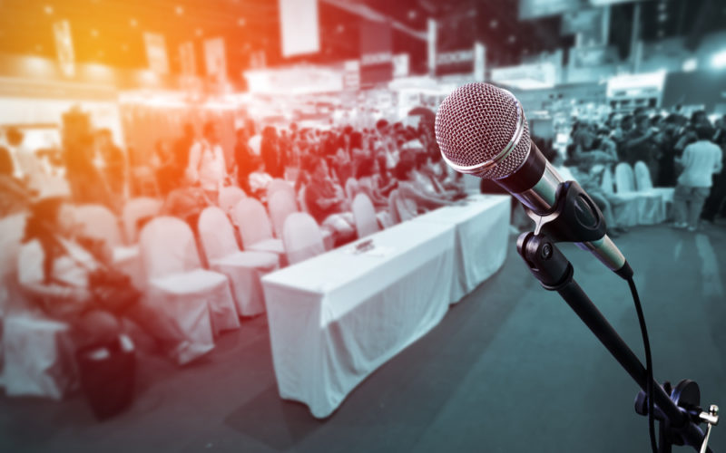 How Posture Affects Public Speaking Success