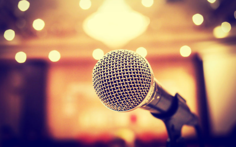 Principles of Public Speaking – VI