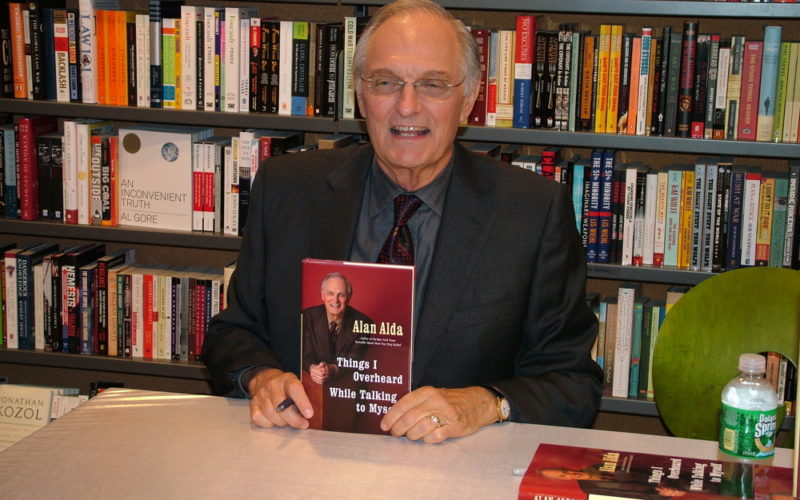 Alan Alda on Improv, Empathy, and his New Book