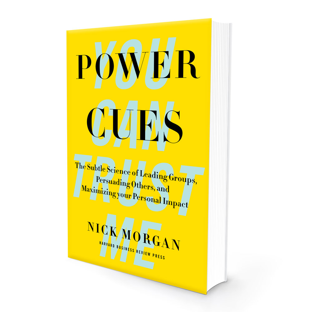 Power Cues by Dr Nick Morgan