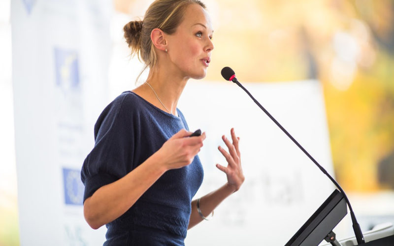 Five Ways to Strengthen Your Public Speaking Career
