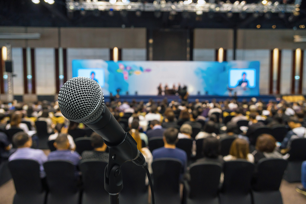 Conference Stage Microphone
