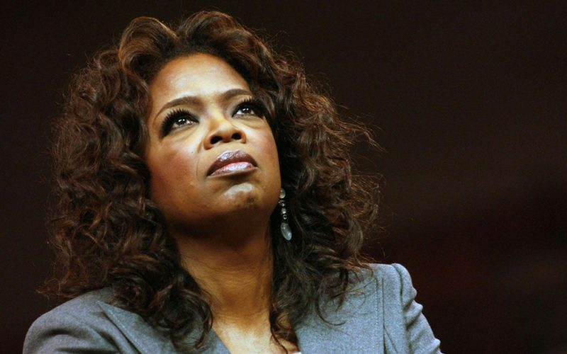 Oprah for President? 5 Takeaways from her Golden Globes Acceptance Speech