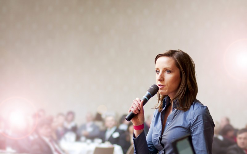How to deal with the fear of public speaking – some new tips