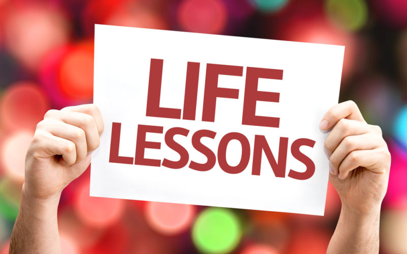Ten Life Lessons for Public Speaking Success