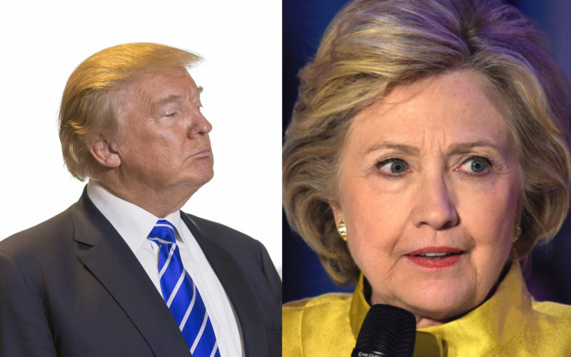 Trump v Clinton, One Last Time