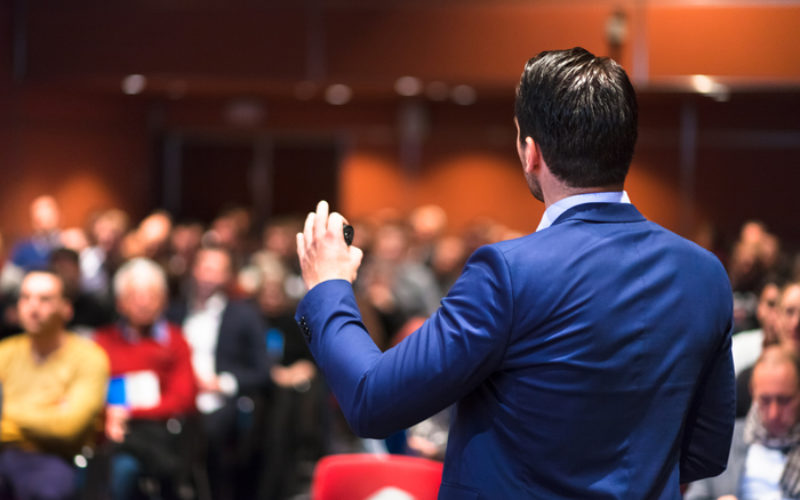 The Speakers' Code – Ten Tenets of Public Speaking