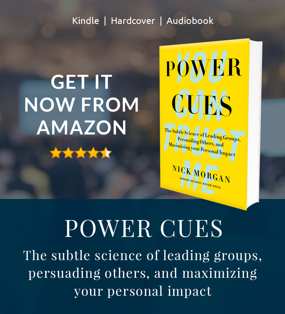 Amazon Ad Power Cues by Nick Morgan